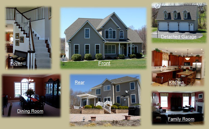 Custom Home Builder Carroll County Maryland Houses Built